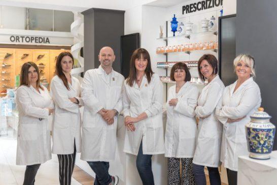 Locali rinnovati e nuovi servizi alla clientela per la rinnovata farmacia di Via Maestra ad Alba
