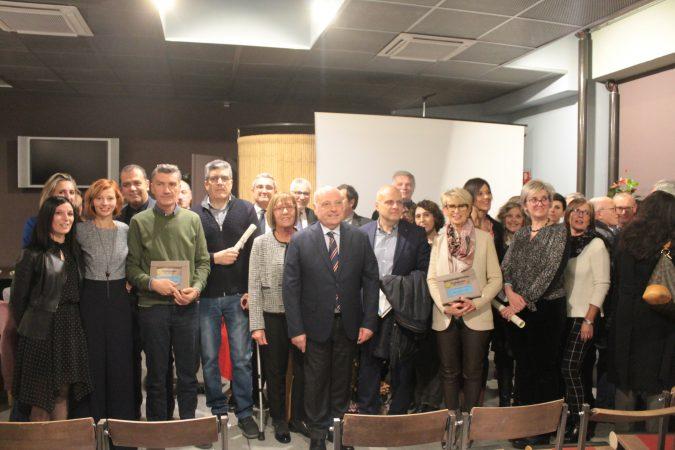 Confartigianato Cuneo: la zona di Bra ha premiato la Fedeltà Associativa