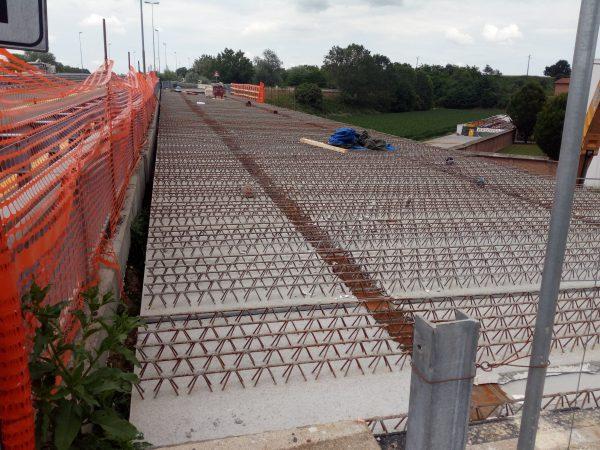A oltre due anni dal crollo, rifatto il viadotto della tangenziale di Fossano