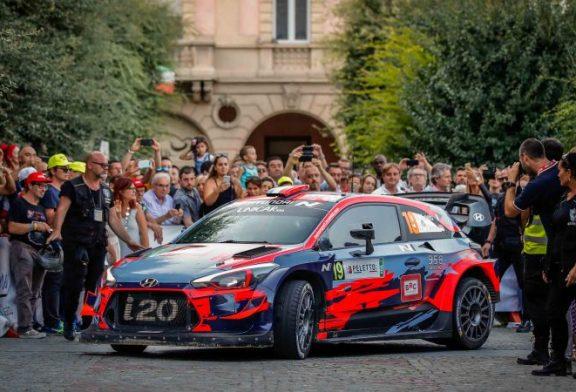 Rally di Alba 2019 premiato come miglior gara d'Italiaconfermata nel CiWrc per il 2020