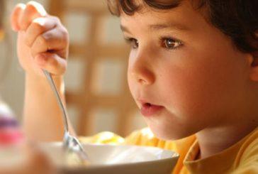 Un incontro informativo sull'alimentazione dei bambini