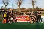 HOCKEY SU PRATO - Lorenzoni Serie A alle finali di Coppa Italia. Ottimo esordio dell'Under 18