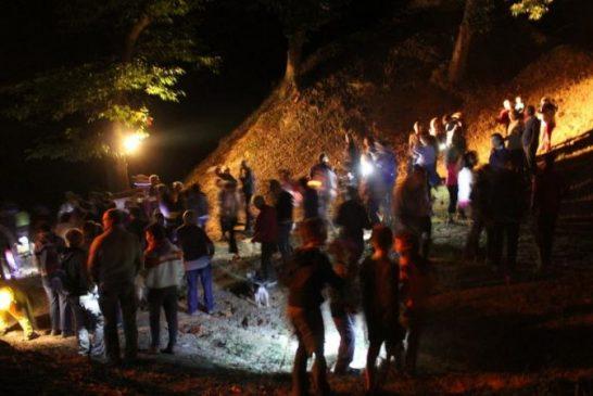 Notturni sulle rocche: ultima passeggiata prima della pausa estiva