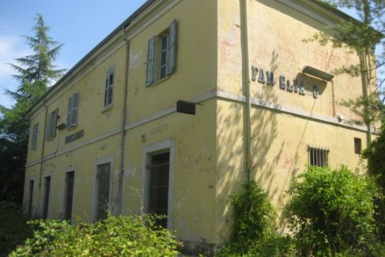 Farigliano: indagini prima dell'intervento sulla frana in località Naviante