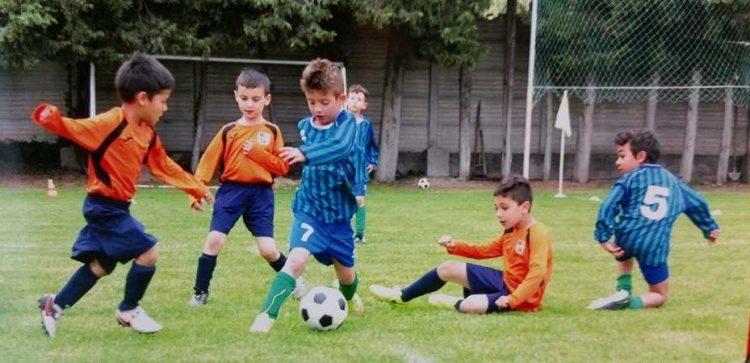 A settembre riprendono gli allenamenti dei piccoli della Roretese