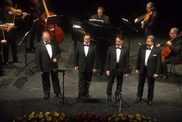 I Tenori del prestigioso Teatro San Carlo di Napoli, per la prima volta in assoluto, al Teatro Politeama di Bra