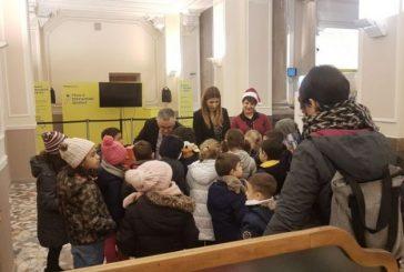 A Cuneo gli alunni del Soleri scrivono a Babbo Natale