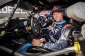 Il nove volte campione del mondo Sébastien Loeb al Rally di Alba