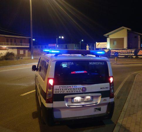 Bra: la Polizia locale ha sequestrato due auto senza assicurazione