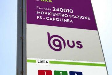 Bus della conurbazione: modifica alla linea Bra-Cherasco