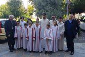 Bra: in attesa della processione Messa officiata dal vescovo di Torino