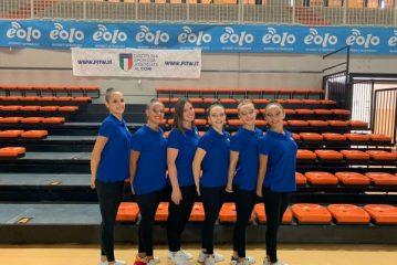 TWIRLING: Il New Bra si tinge d'azzurro per l'International Cup di Limoges