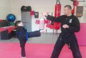 A Santa Vittoria d'Alba una scuola per diventare persone migliori grazie al Goju Ju-Jitsu