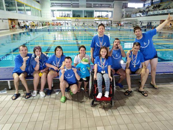 Domenica 10 novembre la sesta edizione del meeting di nuoto SportABILI