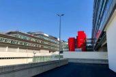 Sopralluogo dell'Amministrazione comunale braidese al nuovo ospedale