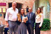 La Rai a Grinzane Cavour per 'Il borgo dei borghi'