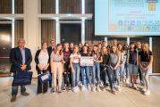 La scuola di Santo Stefano Belbo alla Federchimica giovani
