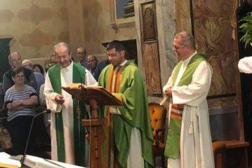 Don Mauro è il nuovo parroco di Pocapaglia