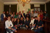 A Sommariva Perno i neo 18enni ricevono la Costituzione italiana