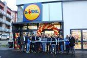 Ad Alba inaugurato questa mattina il nuovo punto vendita Lidl
