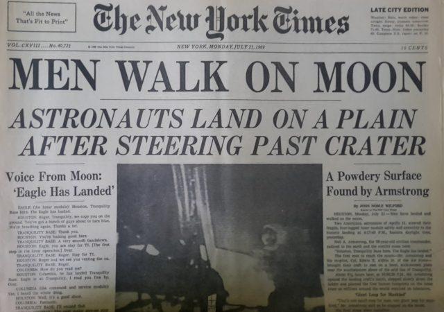 Alba: inaugurazione mostra 50s Moon al Museo Civico F. Eusebio