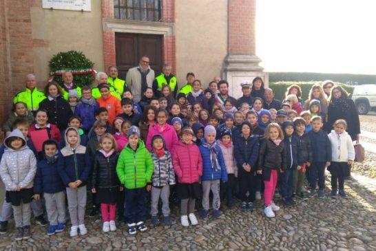 Grinzane Cavour: pace nel ricordo dei caduti di guerra con le scuole