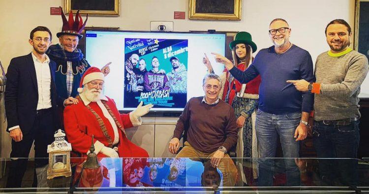 """""""Natale da favola in città"""", le notti della Natività portano i Boomdabash ad Alba"""