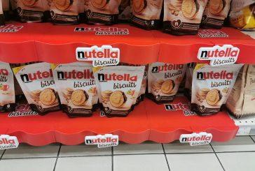Il successo dei Nutella Biscuits: 57milioni di confezioni vendute in tre settimane