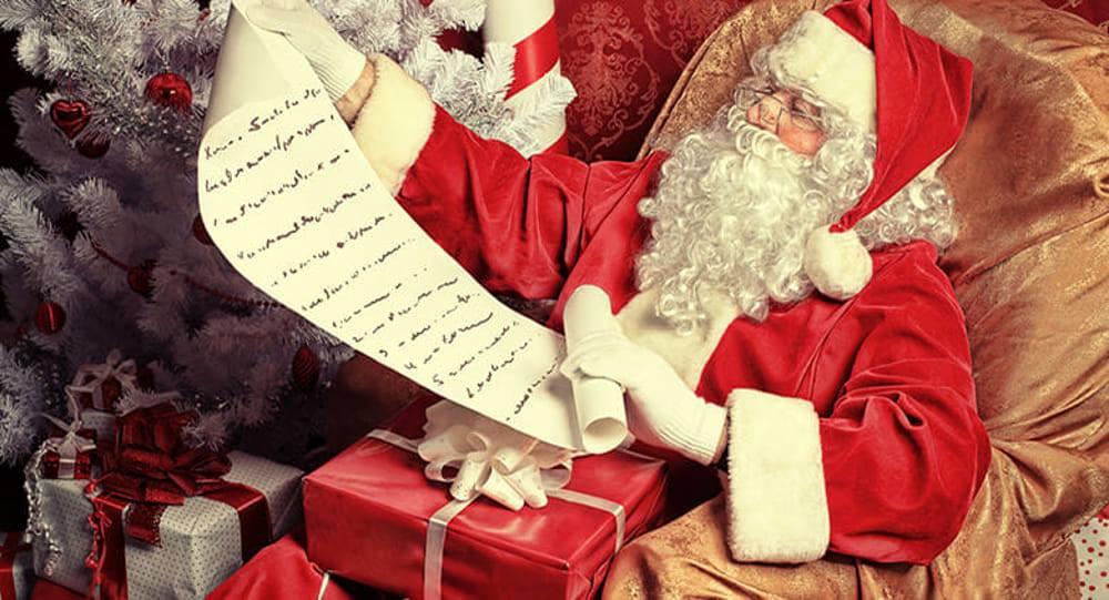 Babbo Natale ospite delle letture animate della biblioteca di Bra