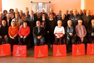 Alba: l'Amministrazione ha ringraziato i Nonni Civici volontari