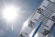 Weekend soleggiato: caldo estivo ma gradevole
