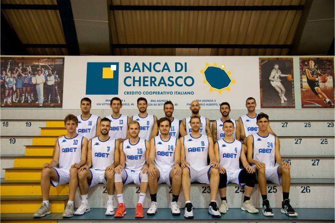 Banca di Cherasco a sostegno dell'ABET Basket di Bra