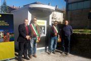Installato il postamat tra i comuni di Arguello e Albaretto Torre