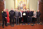 ALBA –Grazie a chi ha onorato i miei 20 anni da volontario alla Protezione civile