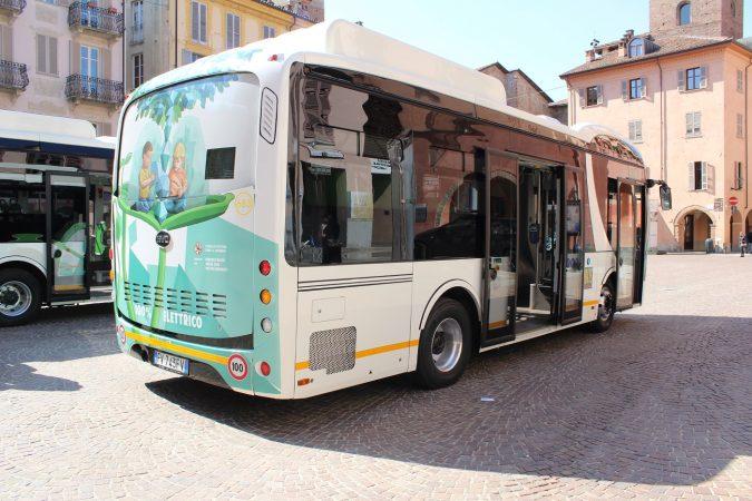 Alba: da lunedì 18 maggio il servizio di trasporto pubblico riparte con orario non scolastico