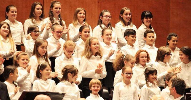 """""""Petit Concert"""": all'auditorium comunale di Bra il coro delle voci bianche"""