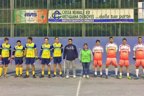 Pallapugno serie C2 Gottasecca passa a Spigno Monferrato