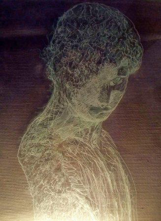 """Le """"Apparenze  asimmetriche"""" di Paola Capellino a Cherasco"""