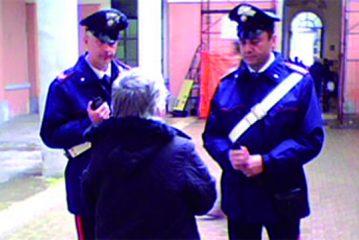 I carabinieri denunciano un truffatore a domicilio di anziani a Vezza d'Alba