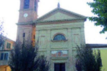 """Tradizionale """"china"""" al santuario di Castiglione Tinella"""