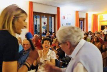 CERESOLE D'ALBA – Quell'alchimia straordinaria nell'incontro tra ragazzi e anziani