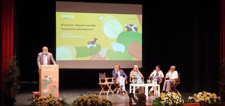 Un Cheese al naturale: così sarà l'edizione 2019 a Bra