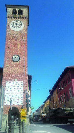 La torre patisce il traffico e Cuneo non autorizza a limitarlo