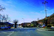 Nuovi parcheggi in corso Riddone