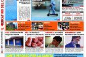 Le prima pagina del Corriere in edicola lunedi 2 dicembre