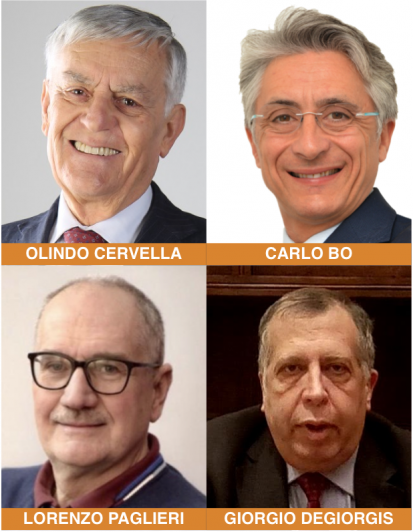 La carica dei 250 candidati divisi in 4 coalizioni per eleggere il nuovo sindaco di Alba