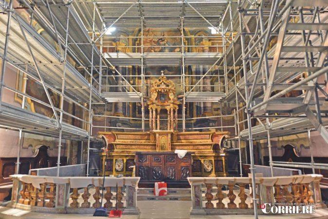 Restauri per il Duomo di Alba
