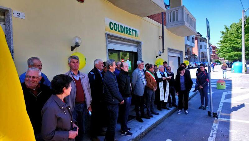 Aperti i nuovi uffici della Coldiretti in piazza Lucchini