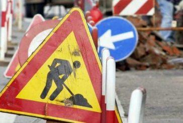 Bra: da lunedi 30 dicembre lavori in un tratto di via Craveri