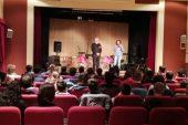 I ragazzi delle medie hanno incontrato Brunetti, protagonista della lotta al terrorismo